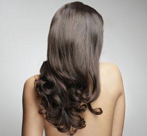 результат применения репейных масок для волос