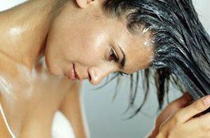 репейное масло делает волосы укрепляет и делает здоровыми