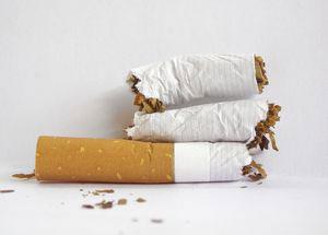 Начало пути, чтобы бросить курить дома