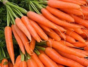 Какими витаминами богата морковь