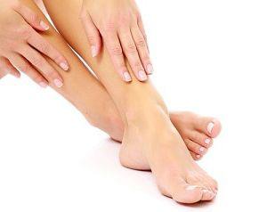 Особенности диеты при подагре на ногах