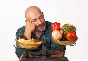 правильный режим питания для роста мышц