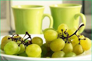 Энергетическая ценность винограда