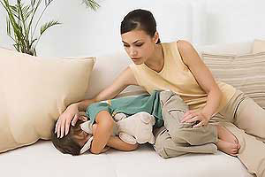 Очистительная клизма для детей - ставим правильно