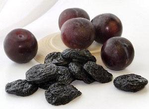 Чернослив - сухофрукт с богатыми полезными свойствами