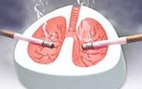 Как очистить легкие после курения?