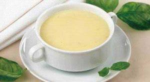 Манный молочный суп