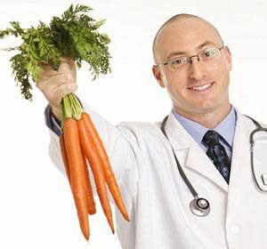 Применение моркови в медицине