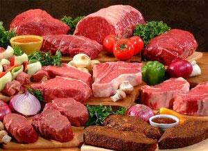 В каких продуктах много железа?