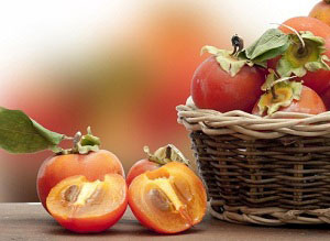 Хурма - эффективное средство для похудения