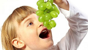Советы по употреблению винограда