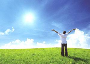 Солнце - источник силы, энергии и хорошего настроения