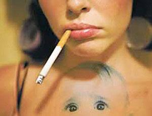 Вред курения здоровью девушек