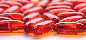 Астаксантин - антиоксидант, найденный в морепродуктах