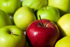 Витамины, содержащиеся в яблоках