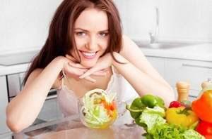 Здоровая пища - залог нормального уровня глюкозы в крови