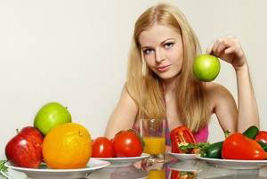 Витамины в зимнем рационе питания
