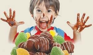 Вред современных сладостей