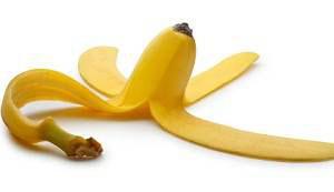 Применение банановой кожуры