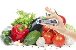 Основы диетического питания при диабете второго типа