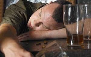 Отравление алкоголем: что делать?