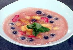 Фруктовый суп