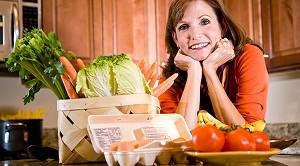 Примерное меню капустной диеты