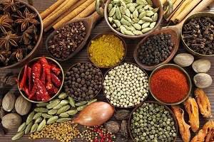 Вкусные специи, полезные для здоровья