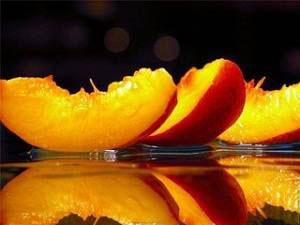 Пищевая ценность персиков