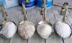 Популярные виды соли