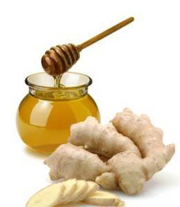 Мед и имбирь, как средство для похудения