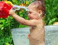 Закаливание холодной водой