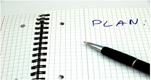 Составить план действий