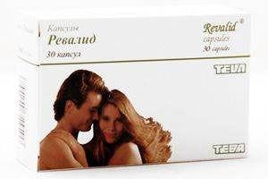 Ревалид - отличное средство для защиты от выпадения ваших волос