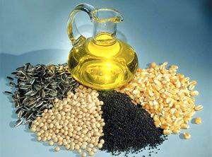 витамин F - комплекс ненасыщенных жирных кислот