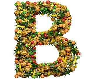 витамины красоты (группа В)