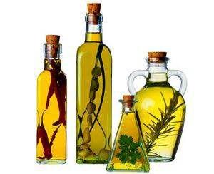 растительные масла богаты витамином Е
