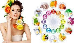 группы витаминов отвечающих за здоровья ваших волос