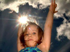 закаливание детей солнцем