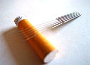акупунктура от курения
