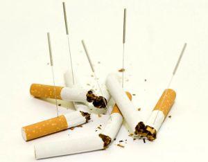 Иглоукалывание против курения
