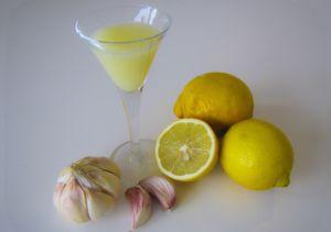 как чистить сосуды чесноком и лимоном