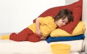 Лечебное питание после отравления у детей