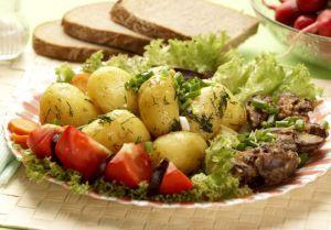 7 дневная картофельная диета