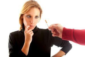 опасность курения при грудном вскармливании