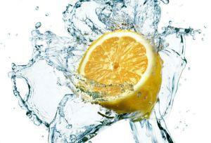 польза лимона с водой