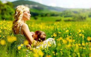 здоровье ребенка при кормлении ребенка