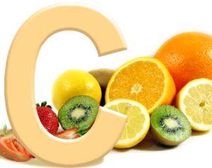 Натуральный витамин С содержится в фруктах
