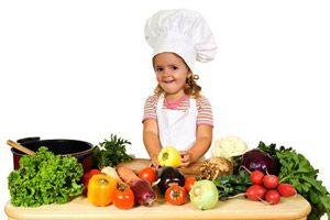 продукты которые повышают иммунитет ребенка