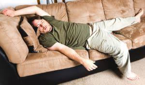 неверное положение тела во время сна